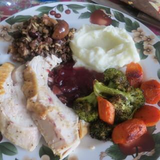 Turkey Day Recap