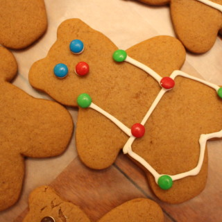 Not-Your-Ordinary Gingerbread Cookies