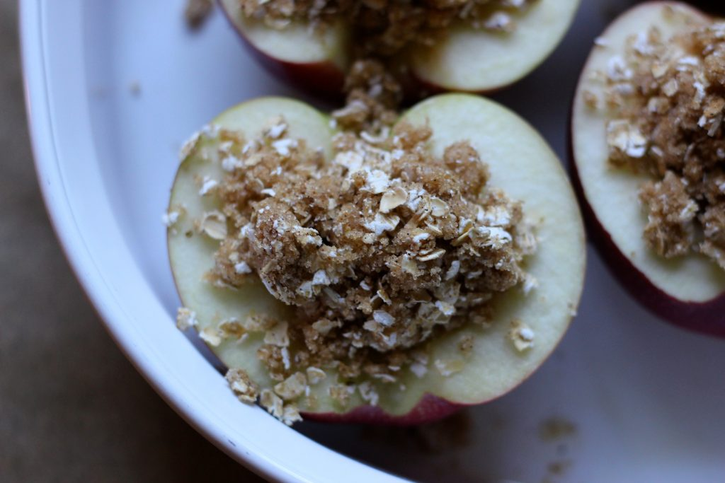 Stuffed Baked Apples - stuffed apples
