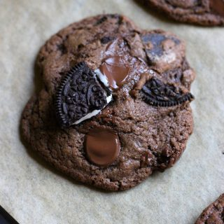 Chocolate Oreo Cookies