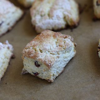 Irish Soda Bread Biscuits