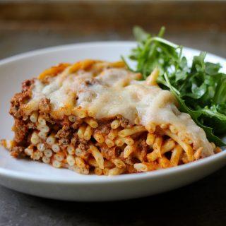 Easy As (Spaghetti) Pie