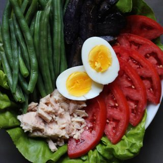 Traditional Salad Niçoise