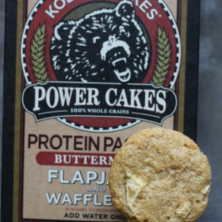 Power Protein Apple Muffins