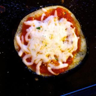MOW Eggplant Parmesan