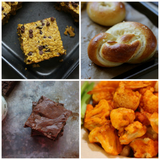Superbowl Party Food Round-Up