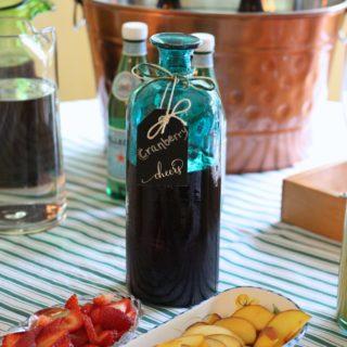Simply DIY: Summer Mimosa Bar