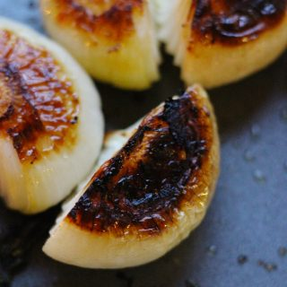 Roasted Cipollini Onions