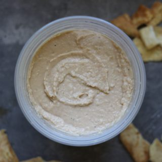 Simply Reboot: White Bean Hummus