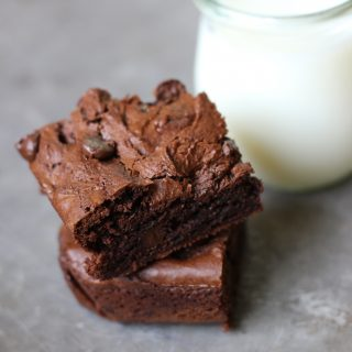 Double Chocolate Brownies… Remixed