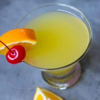 California Tequila Sours